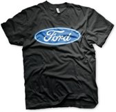 Ford logo t-shirt heren M