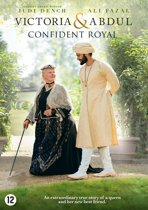 DVD cover van Victoria And Abdul