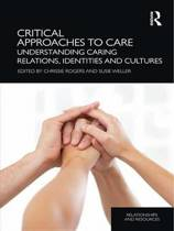 Critical Approaches to Care