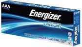 Energizer Ultimate Lithium batterijen - Micro (AAA), 10 stuks, L92