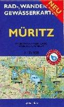 Müritz 1 : 35 000 Rad-, Wander- und Gewässerkarte