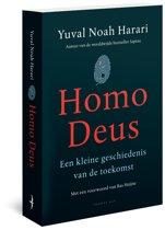 Omslag van 'Homo Deus'