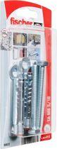 Fischer - TA M8 S/10 hulsanker (2 stuks)