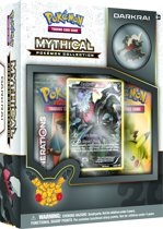 Pokemon kaarten 20th Anniversary Tin box 04 Darkrai