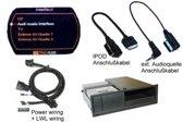 AMI Audi Music Interface w / iPod - Retrofit - Audi Q7 4L MMI 2G