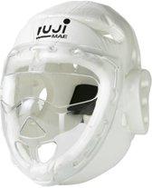 Hoofdbeschermer met gelaatsmasker/vizier