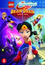 LEGO DC Super Hero Girls: Brain Drain (dvd)