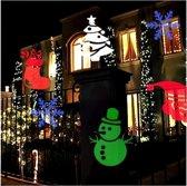 HA-MA kerst projector - laser light LED