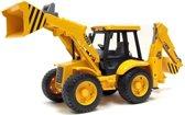 BRUDER® Graafmachine JCB 4CX
