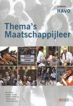 Thema's maatschappijleer / havo / deel lesboek