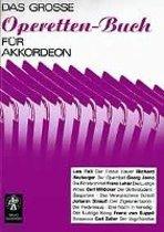 Das große Operetten-Buch für Akkordeon