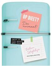 Omslag van 'Op dieet? Doe normaal!'