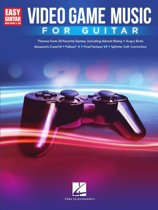 Video Game Music for Guitar Songbook