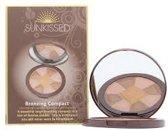 Sunkissed Compact with Mirror - Bronzingpoeder & Blush