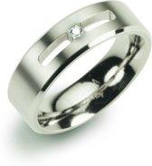 Boccia Titanium 0101-26 Ring - Titanium - Zilverkleurig