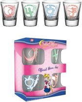 SAILOR MOON - Shot Glass - Characters