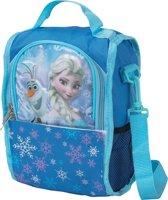 Disney Frozen Rugzak Meisjes Blauw 25 X 13,5 X 17 Cm
