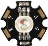 VERMOGENLED - 3 W - RGB (L-H3RGB)