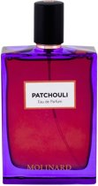 Molinard Patchouli 75 ml - Eau De Parfum Spray (Unisex) Women