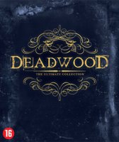 Deadwood (Blu-ray) (Complete Collection)