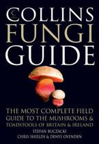 Collins Fungi Guide