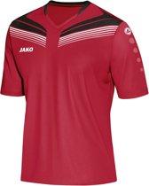 Jako Shirt Pro KM - Sportshirt -  Heren - Maat S - Rood