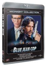 Blue Jean Cop (Shakedown) Bd (dvd)