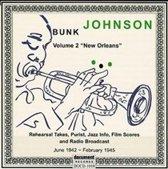 Bunk Johnson Volume 2:  New Orleans
