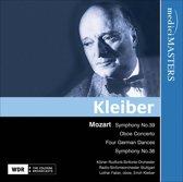 Mozart: Symphony No. 39; Oboe Concerto; German Dances; Symphony No. 36