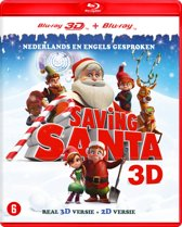 Saving Santa (blu-ray)