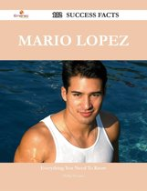 Mario Lopez 132 Success Facts - Everything you need to know about Mario Lopez