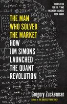 Boek cover The Man Who Solved the Market van Gregory Zuckerman