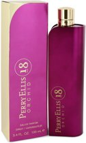 Perry Ellis 18 Orchid eau de parfum spray 100 ml