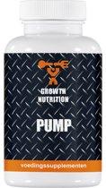 Growth Nutrition PUMP - L-arginine - 100 Capsules