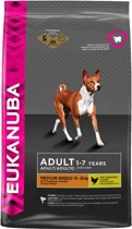Eukanuba Dog Adult - Medium Breed - Hondenvoer - 3 kg