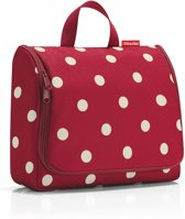 Reisenthel Travelling Toiletbag XL ruby dots