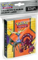 Pokemon collector's album XY11 Steam Siege