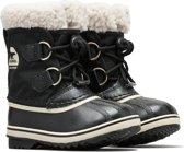 Sorel YOOT PAC™ NYLON - Snowboots - Kids- Maat 36 - Zwart