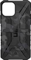 UAG Pathfinder Backcover iPhone 11 Pro hoesje - Midnight Camo Black