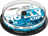 EMTEC DVD+R 4,7GB 10pcs 16x Cake NEW PACKAGE
