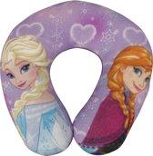 Disney Nekkussen Anna En Elza - Winter Magic 26 Cm Paars