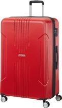 American Tourister Tracklite Spinner Spinner Reiskoffer (Large) - 120 liter - Flame Red