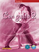 Con gusto 2 werkboek + audio-cd