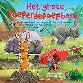 Boek cover Het grote poeperdepoepboek van Marianne Busser