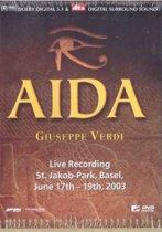 aida - St Jakob Park , basel June 17th - 19th , 2003