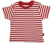 Blue Seven Jongens T-shirt - Rood - Maat 68