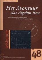 Zebra-reeks 48 - Het avontuur dat Algebra heet