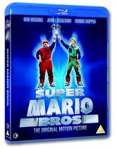 Super Mario Bros : The Motion Picture (blu-ray) (Import)