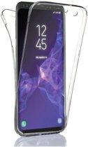 Galaxy S9 - 360 ultra slim hoesje - voor + achterkant - transparant