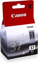 Canon PG-37 - Inktcartridge / Zwart